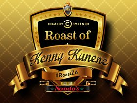 """JIMMY CARR TO SPICE UP """"THE COMEDY CENTRAL ROAST OF KENNY KUNENE FIRED UP BY NANDO'S"""""""
