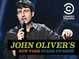 John Oliver New York Stand-Up Show