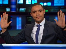 TREVOR NOAH STEPS OUT WITH COMEDY A-LIST