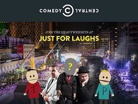 COMEDY CENTRAL AFRICA CONTINUES TO EXPORT AFRICAN COMEDY TO THE WORLD