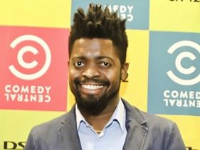Comedy Central Presents Basketmouth Live at Parkers