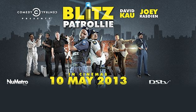 Blitz Patrollie to the rescue!