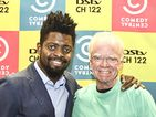 BASKETMOUTH TRIUMPHS AT TOP SOUTH AFRICAN COMEDY FIXTURE