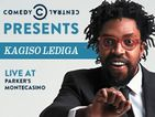 KAGISO LEDIGA HEADLINES MAY OUTING FOR COMEDY CENTRAL PRESENTS LIVE AT PARKER'S
