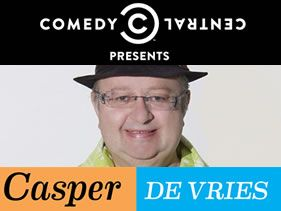 COMEDY CENTRAL PRESENTS CASPER DE VRIES LIVE AT PARKER'S