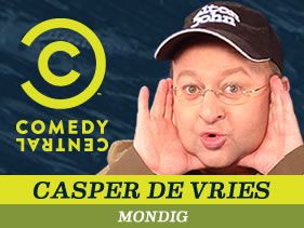 Casper De Vries: Mondig