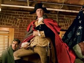 COLBERT AS WASHINGTON!