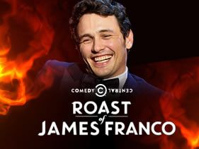 Comedy Central Roast of James Franco| Episodes | Comedy Central Africa