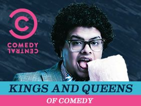 Kings & Queens of Comedy 2013