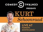 "COMEDY CENTRAL TO CHEER UP WINTER BLUES WITH ""COMEDY CENTRAL PRESENTS KURT SCHOONRAAD LIVE AT PARKER'S"""
