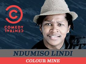Ndumiso Lindi: Colour Mine