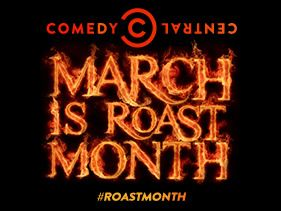 COMEDY CENTRAL ROAST MONTH